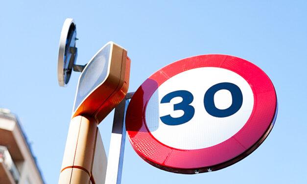 Las ciudades, listas para la 'revolución' de sus calles con la limitación a 30 km/h