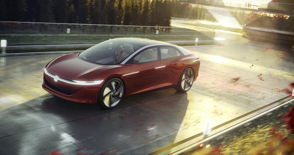 Volkswagen y Microsoft se alían para acelerar la conducción autónoma