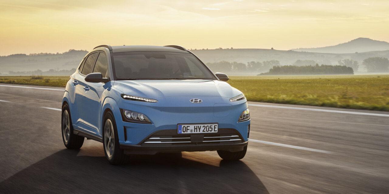 El Hyundai Kona incrementa su electrificación y moderniza imagen