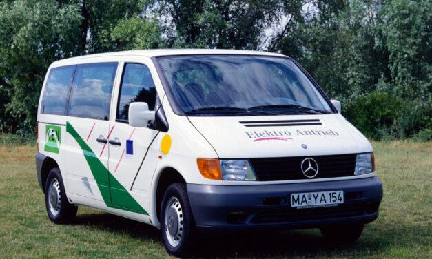 Mercedes-Benz Vito 108 E
