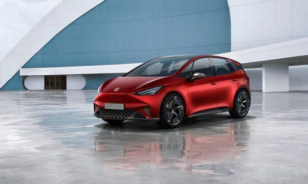 Se presenta el el-Born, el primer coche eléctrico de SEAT