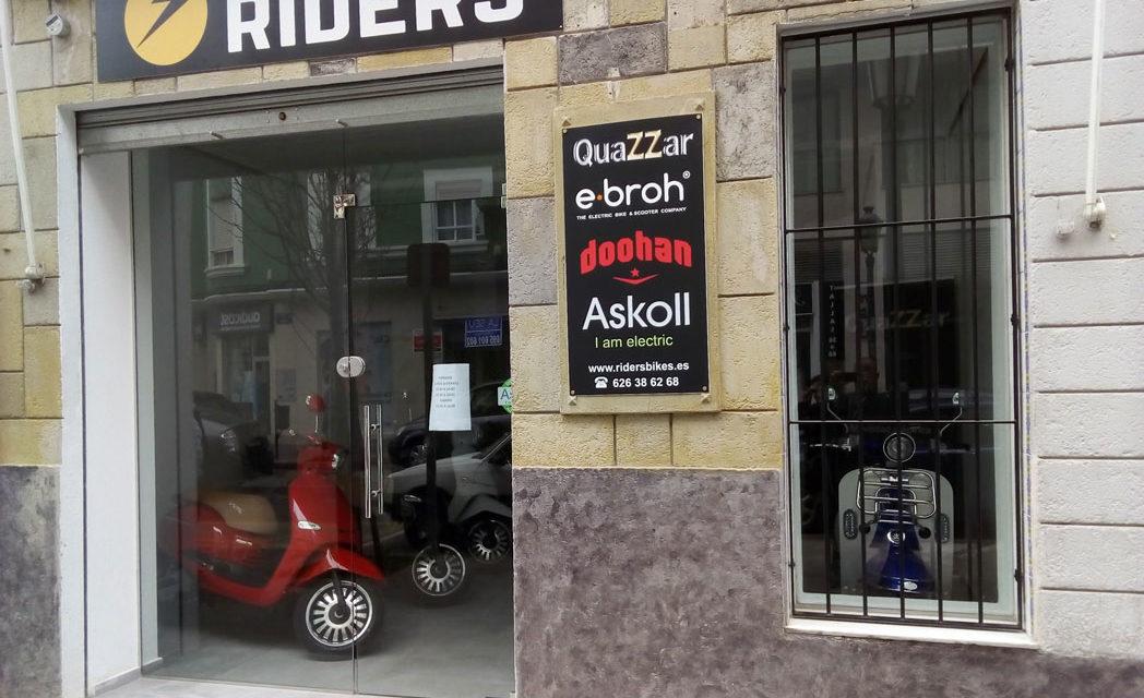 Valencia Electric Riders, nueva tienda de motos eléctricas en València