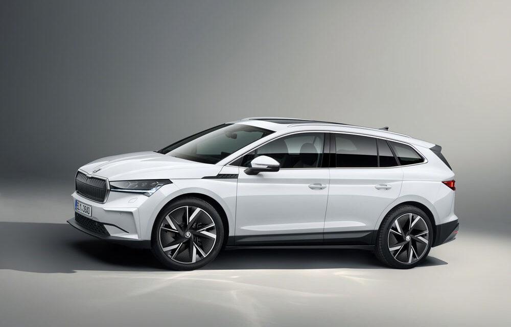 Skoda ya acepta pedidos en España de su primer SUV eléctrico, el Enyaq iV