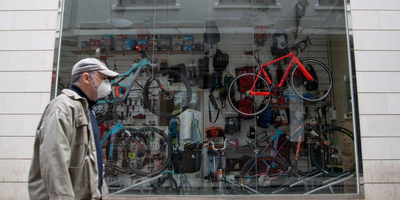 Las ayudas para la compra de bicicletas dejan fuera al pequeño comercio
