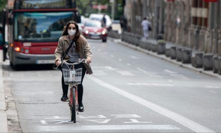 El vehículo del futuro era… la bici