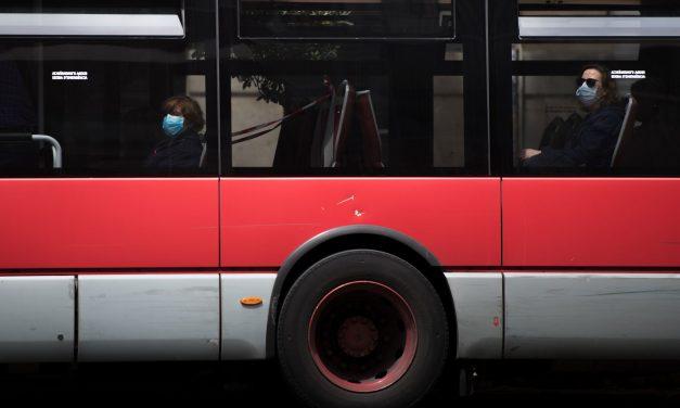 Greenpeace exige un mecanismo estable de financiación del transporte publico