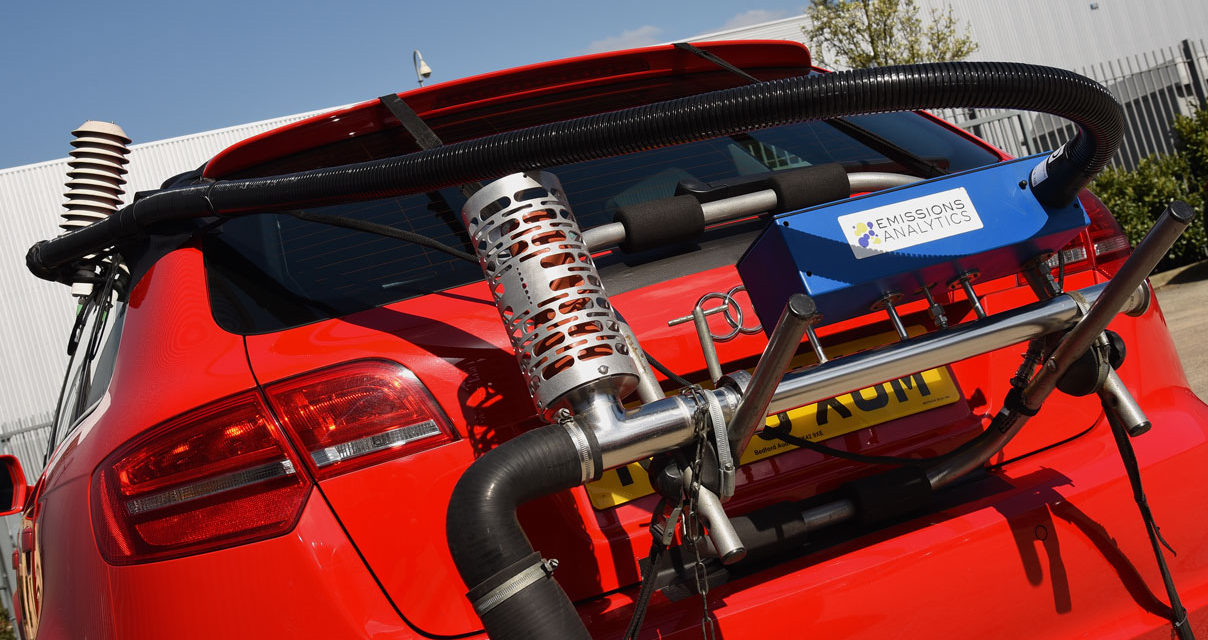 Entra en vigor la nueva normativa de emisiones RDE que complementa a la WLTP
