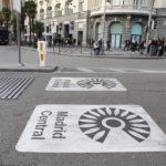 Madrid Central vuelve a funcionar tras la decisión del juez
