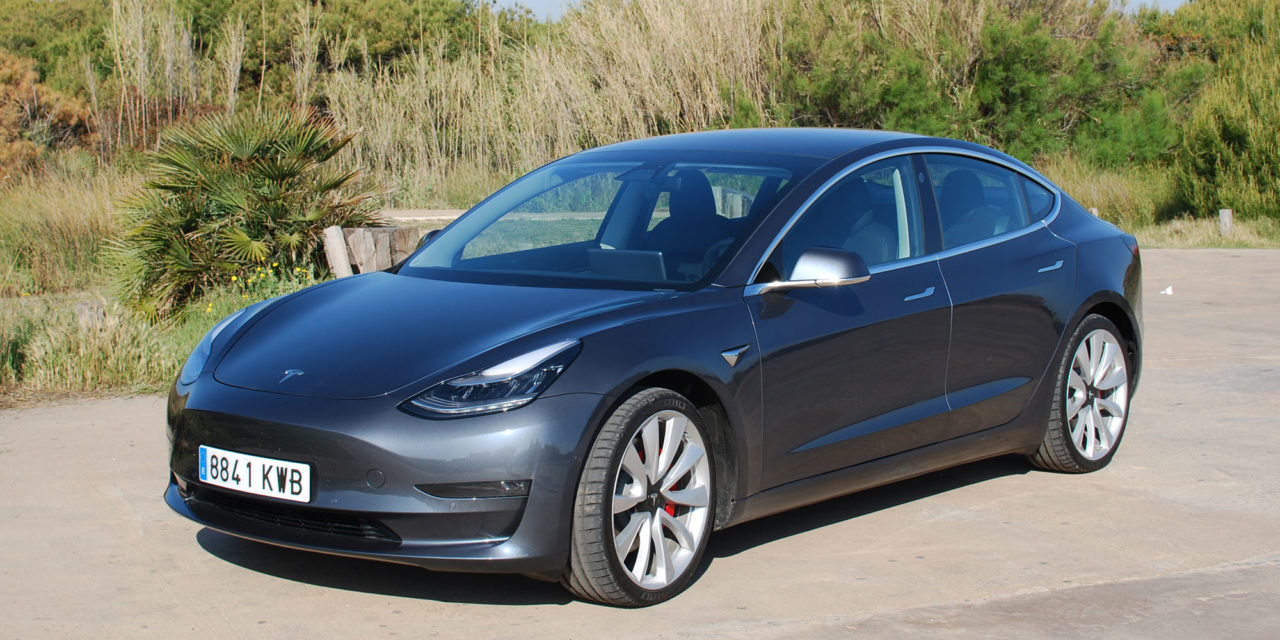 Probamos el Tesla Model 3 Performance, la berlina electrizante que anticipa el futuro