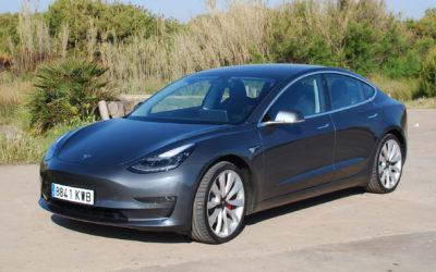 Probamos el Tesla Model 3 Performance, la berlina electrizante que anticipa el futuro