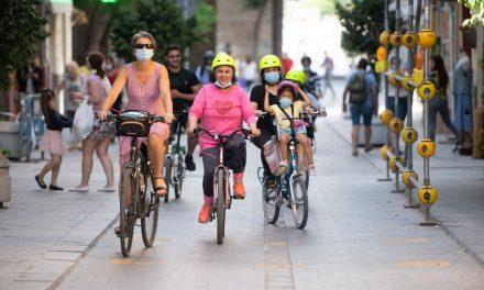 Bicicletas para volver a empezar