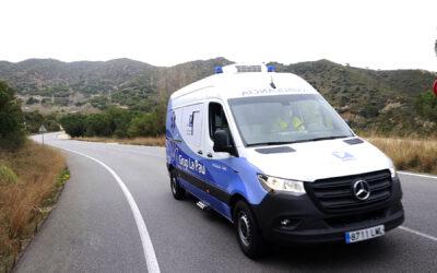 Una empresa cordobesa lanza la primera ambulancia 100 % eléctrica de España