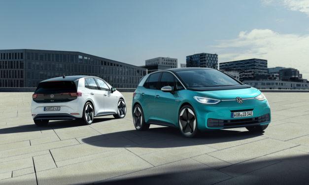 Volkswagen moderniza su logotipo y presenta el ID.31 como inicio una nueva etapa