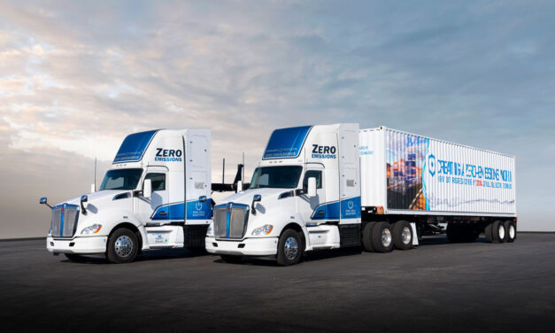 Toyota cada vez más cerca de la producción de camiones cero emisiones con pila de combustible