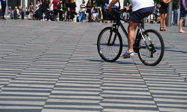 Asociación ciclistas reclama modificar calles para asegurar límite velocidad