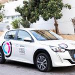 Free2Move introduce el Peugeot 208 eléctrico a su flota de 'carsharing' en Madrid