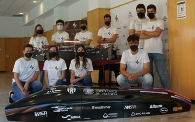 IGNIS, proyecto valenciano de transporte de futuro que acelera sin tocar raíl