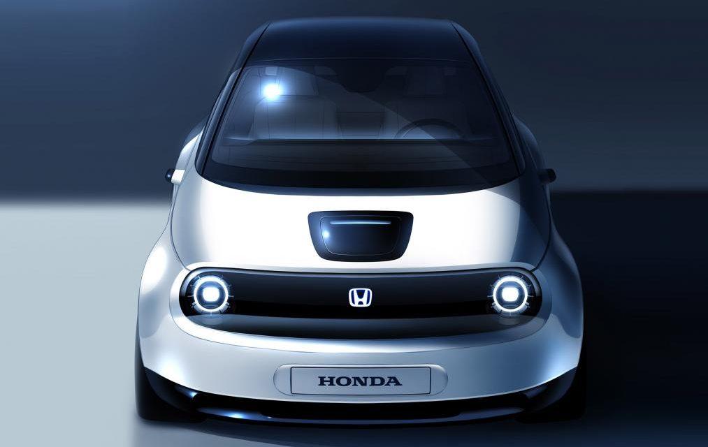 Honda presentará su primer coche eléctrico en el Salón de Ginebra