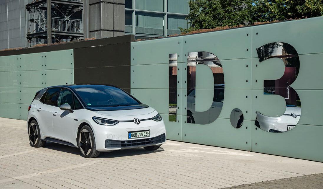 Volkswagen amplía la gama del ID.3 con nuevas versiones de acceso con autonomía de 348 kilómetros