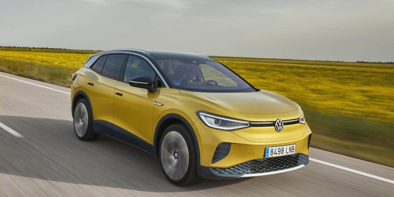 El Volkswagen ID.4 nombrado World Car of the Year 2021