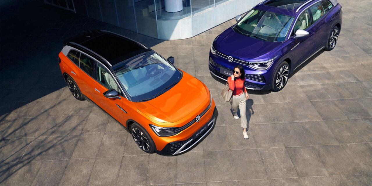 Volkswagen quiere liderar la movilidad en China y da un paso más con el ID.6
