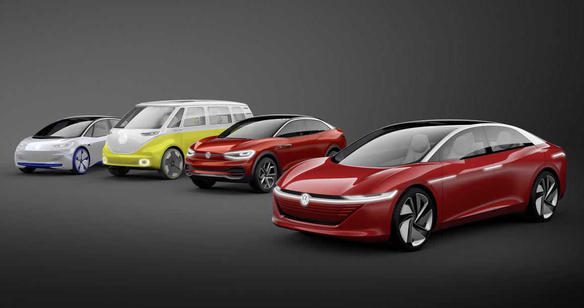 Volkswagen da luz verde a su alternativa al Model 3 de Tesla