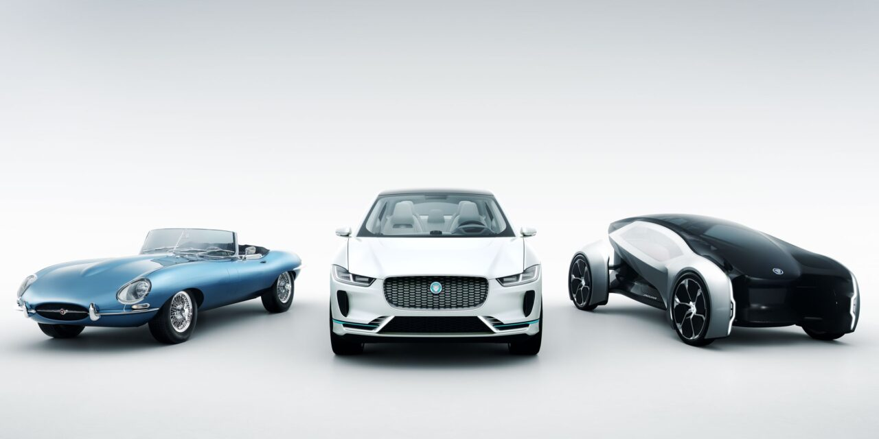 La británica Jaguar a partir de 2025 solo tendrá vehículos eléctricos