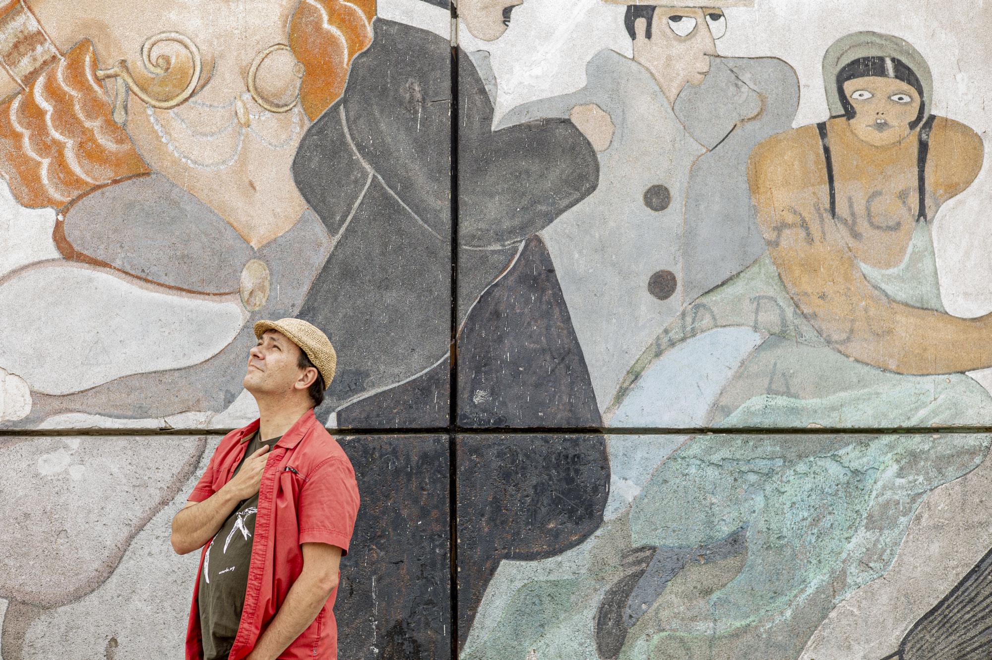 Javier Marquerie. Foto: Fernando Morales