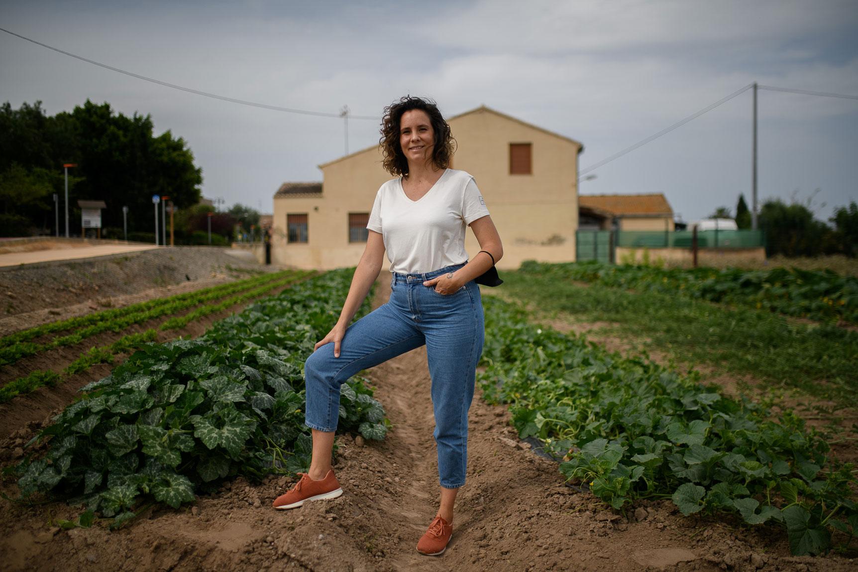 Julia Furió. Foto: Kike Taberner