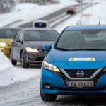 La revista noruega Motor testea 20 coches eléctricos en condiciones de frío