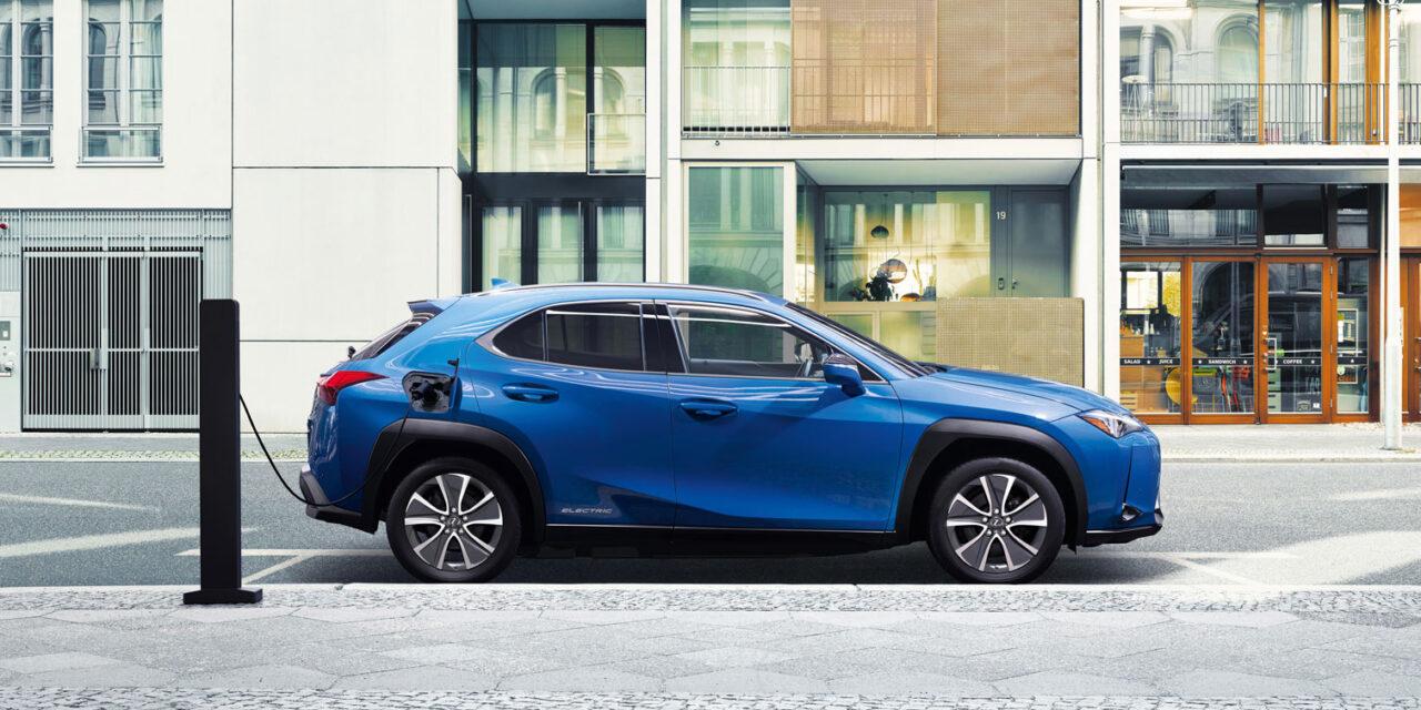 Iberdrola permitirá a clientes de Lexus usar sus 150.000 puntos de recarga