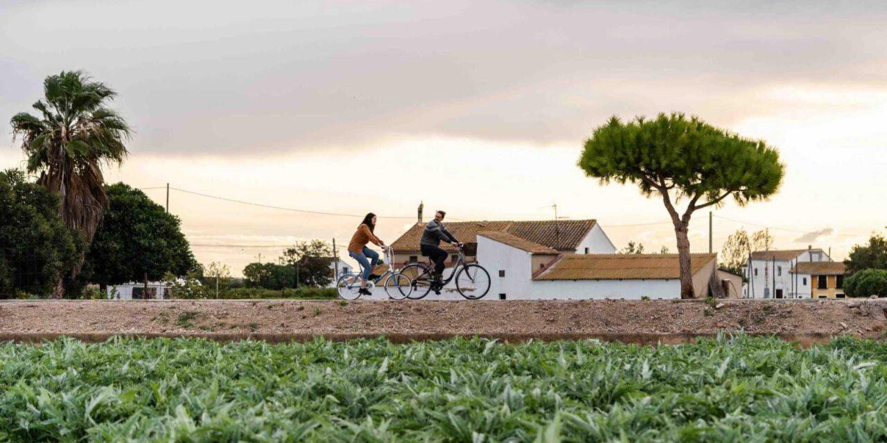 La Generalitat y Ayuntamiento de València colaboran para mejorar las conexiones ciclistas metropolitanas