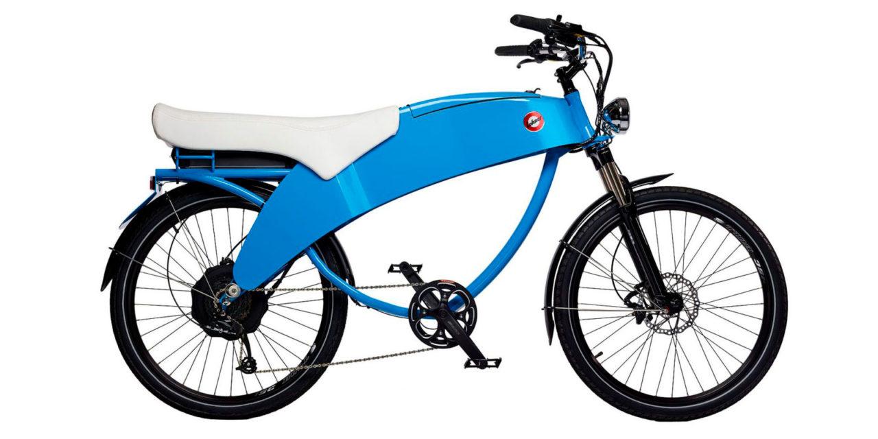 Lohner Stroler, una e-bike con estilo y tradición centenaria