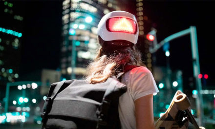 Lumos Matrix Urban, el casco inteligente que mejora tu seguridad y visibilidad
