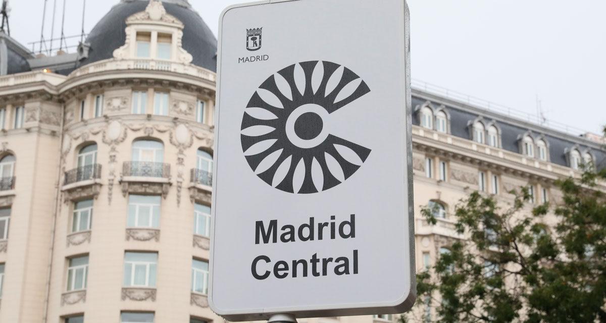 Madrid acoge desde hoy unas jornadas internacionales sobre la movilidad del futuro cero emisiones
