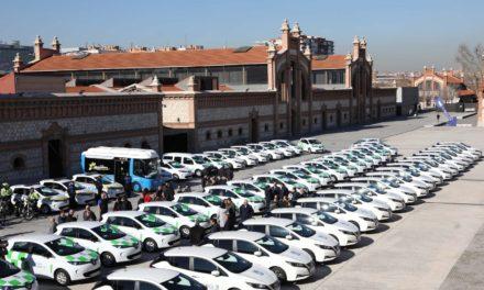 El Ayuntamiento de Madrid renueva su flota con vehículos Cero emisiones