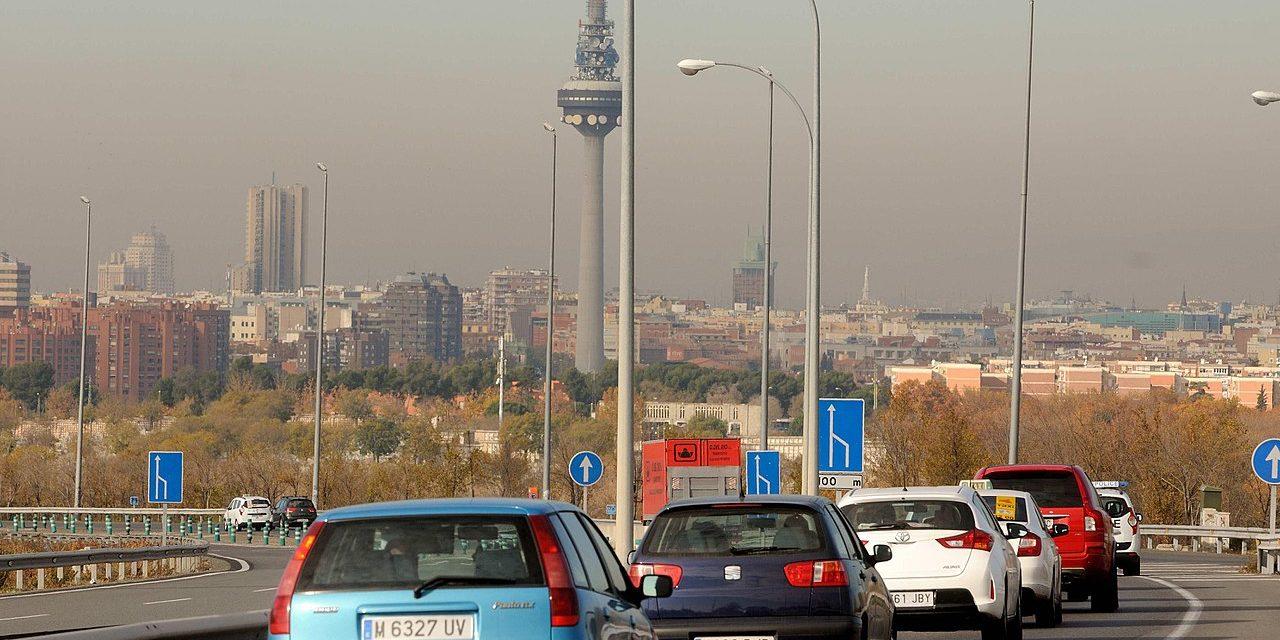 El 85 % de la población ha respirado aire contaminado por ozono