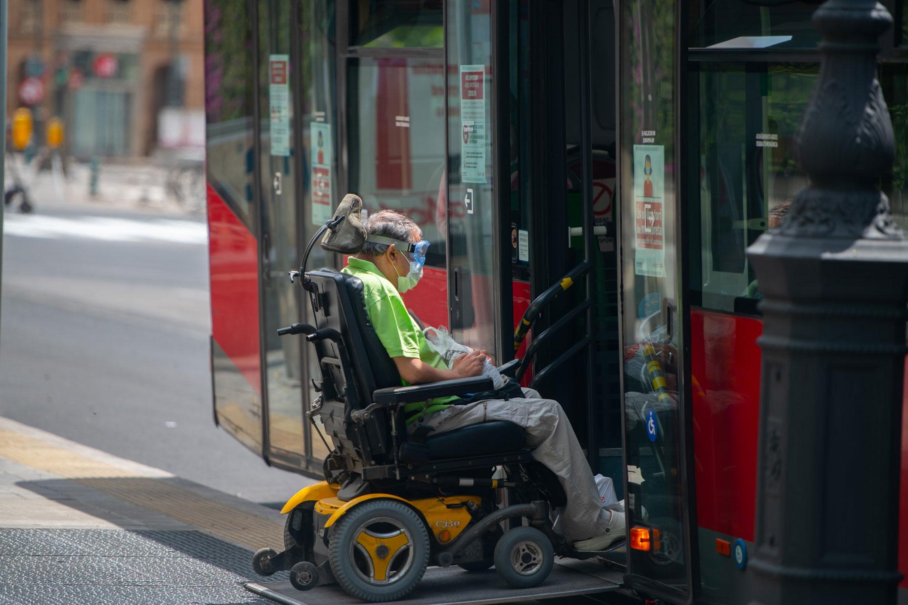 EMT. Movilidad y diversidad. Foto: Kike Taberner