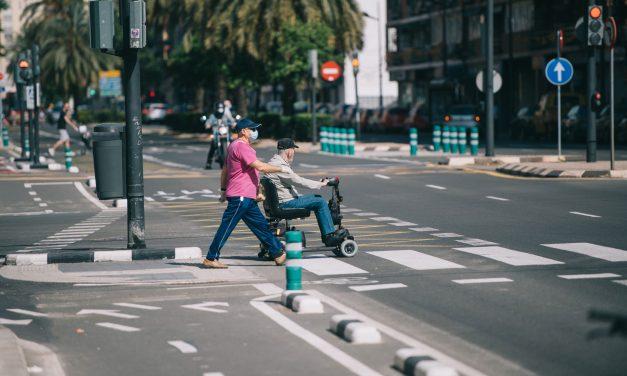 Movilidad y diversidad funcional