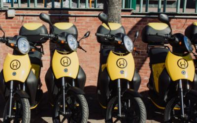 Muving deja de ofertar su servicio de alquiler de motos eléctricas en València