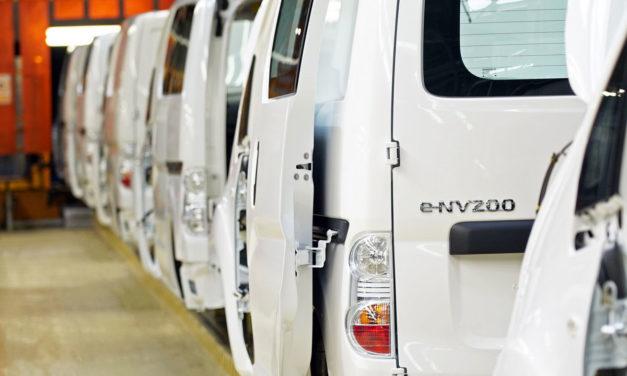 Nissan aumenta la producción en Barcelona de su furgoneta eléctrica e-NV200