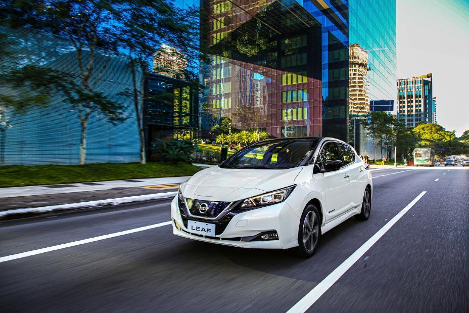 El Nissan Leaf celebra el medio millón de unidades producidas