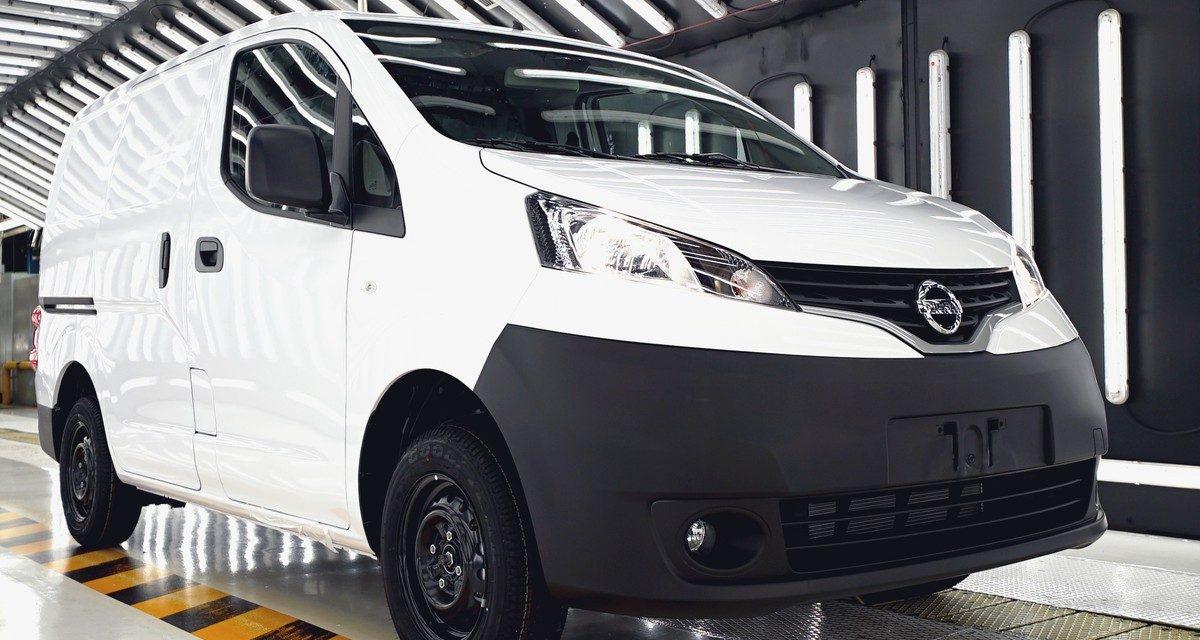 Nissan fabricará en Barcelona su furgoneta NV200 solo en versión eléctrica