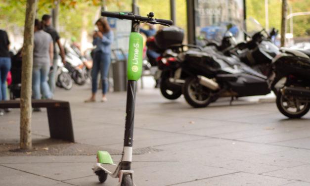 El Ayuntamiento de Madrid ordena la retirada de los patinetes eléctricos de tres empresas