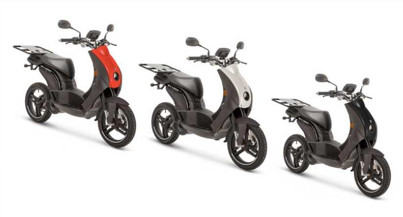 Peugeot lanza la versión profesional de su scooter eléctrico e-Ludix