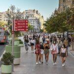 València fomentará la movilidad peatonal y ciclista en la Semana Europea de la Movilidad Sostenible