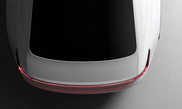 Volvo Polestar revela fotos de su segundo modelo eléctrico
