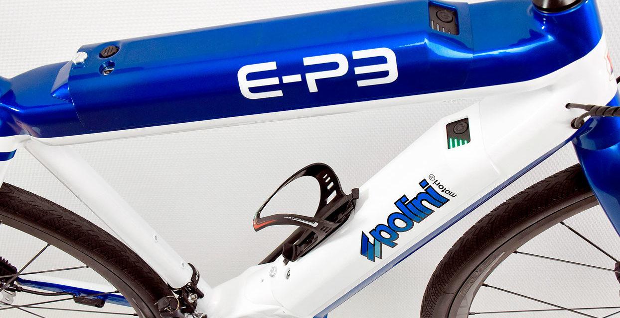 Motor Poloni E-P3 para e-Bikes ya disponible