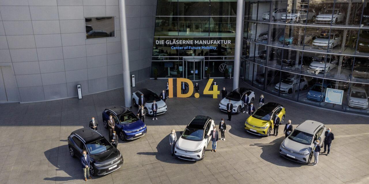 Volkswagen comienza las entregas del nuevo ID.4 en España