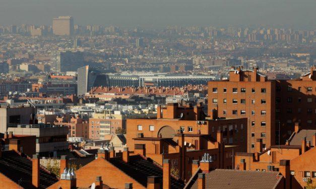 El Ayuntamiento de Madrid activa el nuevo protocolo por alta contaminación